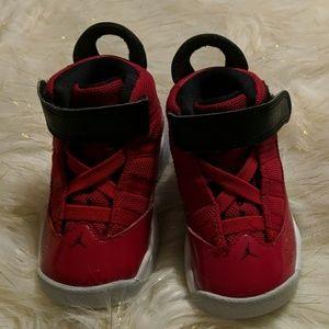 Boy's Air Jordan kids 6 rings sneakers